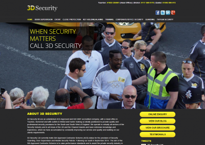 3d Security Ltd