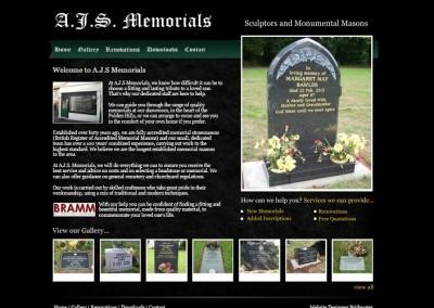 AJS Memorials