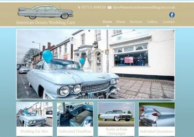 American Dream Wedding Cars