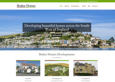 Boden Homes