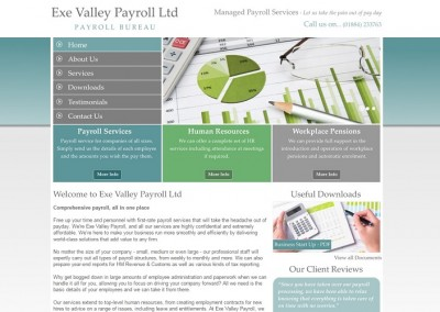 Exe Valley Payroll Ltd