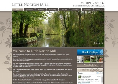 Little Norton Mill