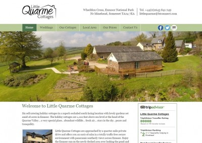 Little Quarme Cottages