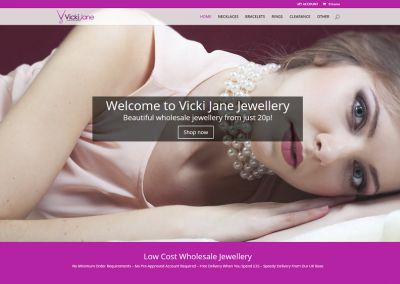 Vicki Jane Jewellery Ltd