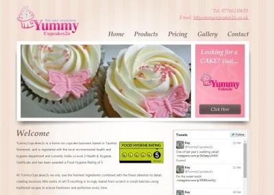 Yummy Cupcakes 2u