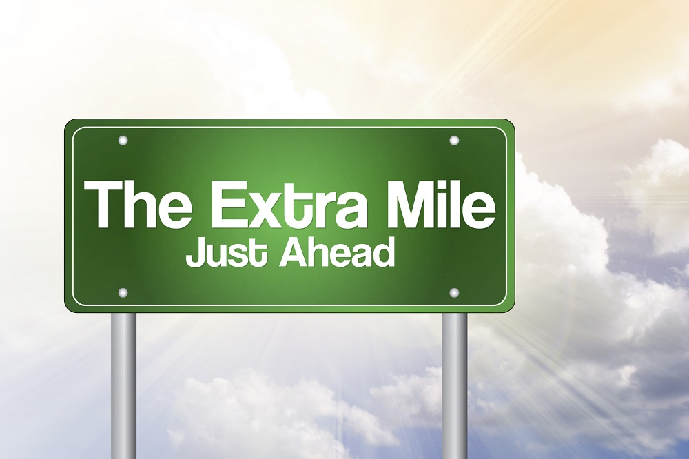 The importance of going the extra mile with SEO.