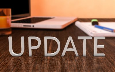 The importance of running website updates