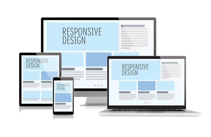 Responsive website design Somerset